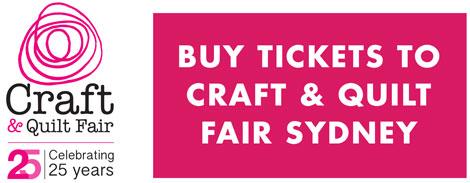 Craft Fair Brisbane March