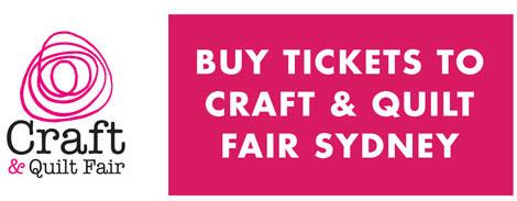 Craft & Quilt Fair